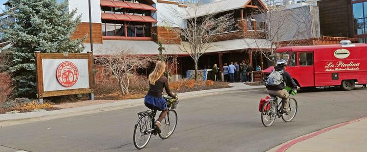 Taking Madion B Cycle For Free Trial >> Visit Fort Collins Bikes Beers And Buddies